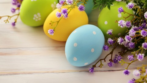 Easter Eggs wallpapers high quality