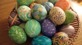 Easter Eggs Desktop Wallpaper#1