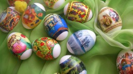 Easter Eggs Wallpaper Download
