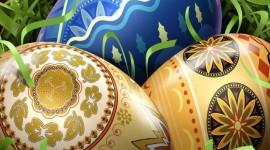 Easter Eggs Wallpaper For PC