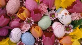 Easter Eggs Wallpaper Free
