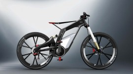 Electric Bike Desktop Wallpaper