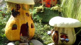 Fairy Houses Best Wallpaper