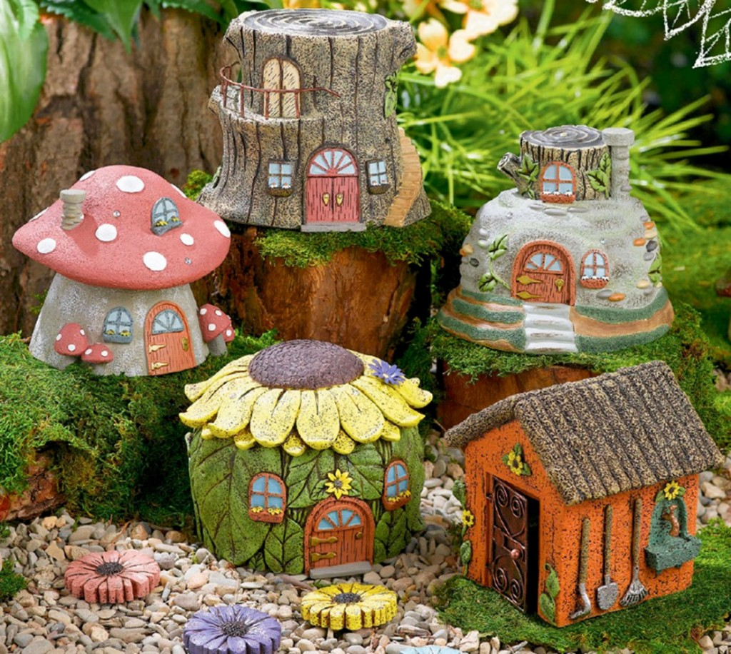 Fairy Houses wallpapers HD