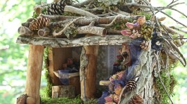 Fairy Houses Photo Download