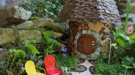 Fairy Houses Wallpaper For Android