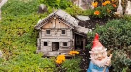 Fairy Houses Wallpaper Free