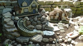 Fairy Houses Wallpaper Gallery