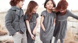Fashion Kids Desktop Wallpaper HD