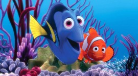 Finding Nemo Desktop Wallpaper