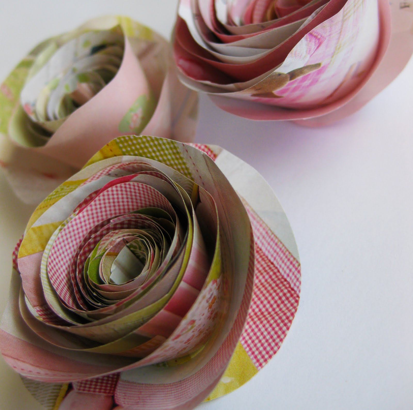 How to make a paper flower mobile akbaeenw how mightylinksfo