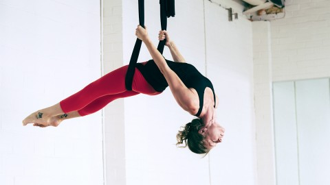 Fly Yoga wallpapers high quality