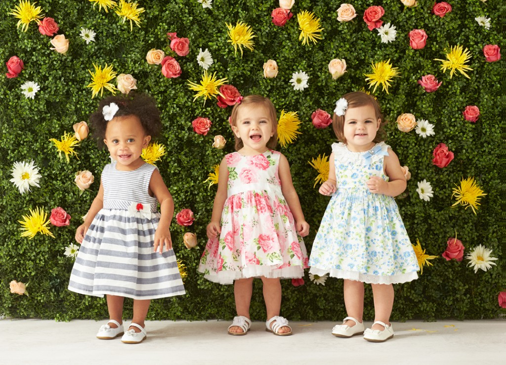 Girl Spring Dresses wallpapers HD
