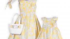 Girl Spring Dresses Photo