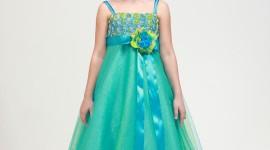 Girl Spring Dresses Wallpaper For IPhone