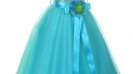 Girl Spring Dresses Wallpaper For IPhone#1