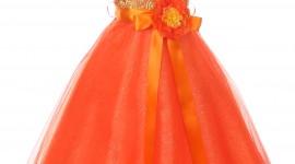 Girl Spring Dresses Wallpaper For IPhone#2