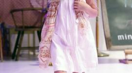 Girl Spring Dresses Wallpaper For Mobile