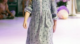 Girl Spring Dresses Wallpaper For Mobile#1