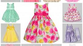 Girl Spring Dresses Wallpaper HQ