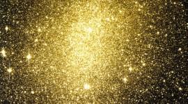 Gold Dust Desktop Wallpaper For PC