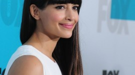 Hannah Simone Wallpaper For IPhone 6 Download