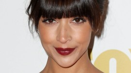 Hannah Simone Wallpaper For IPhone Free