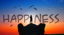 Happiness Wallpaper Background