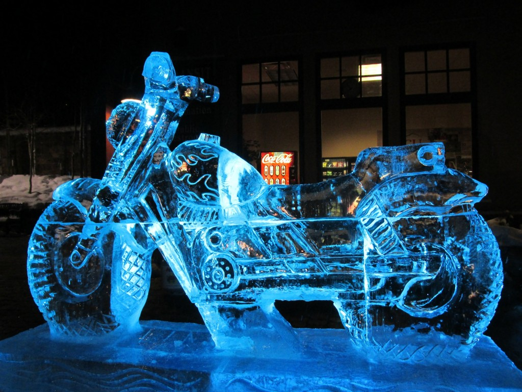 Ice Sculpture wallpapers HD