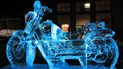 Ice Sculpture wallpapers high quality