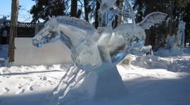 Ice Sculpture Photo