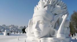 Ice Sculpture Photo Download#1
