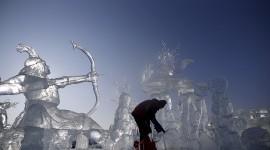 Ice Sculpture Photo Download#2