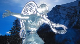 Ice Sculpture Photo Free#1