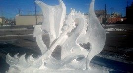 Ice Sculpture Photo#2