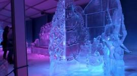 Ice Sculpture Wallpaper