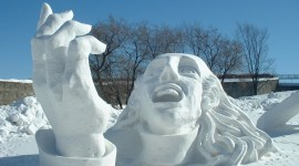 Ice Sculpture Wallpaper Download