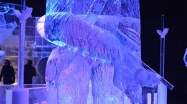 Ice Sculpture Wallpaper For Android