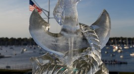 Ice Sculpture Wallpaper For IPhone#3