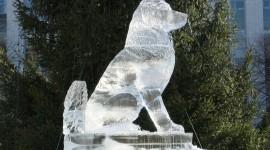 Ice Sculpture Wallpaper Free