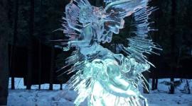 Ice Sculpture Wallpaper HQ
