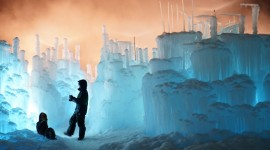 Ice Sculpture Wallpaper HQ#1