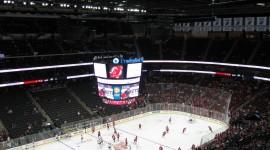 Ice Stadium Desktop Wallpaper Free