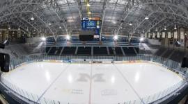 Ice Stadium Desktop Wallpaper HQ