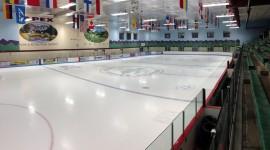 Ice Stadium High Quality Wallpaper
