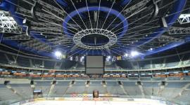Ice Stadium Wallpaper