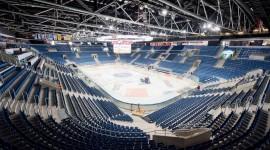 Ice Stadium Wallpaper For PC