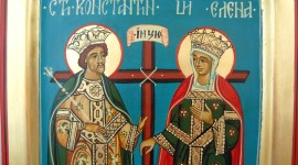 Icons Of Saints Desktop Wallpaper