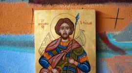 Icons Of Saints Desktop Wallpaper For PC