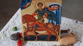 Icons Of Saints Photo